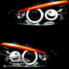چراغ جلو 206 مدل انگری