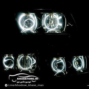چراغ سمند طرح BMW