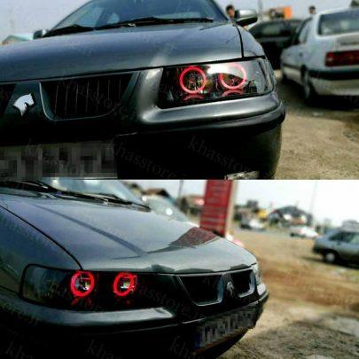 چراغ جلو سمند طرح BMW