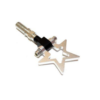بکسل بند فلزی طرح ستاره