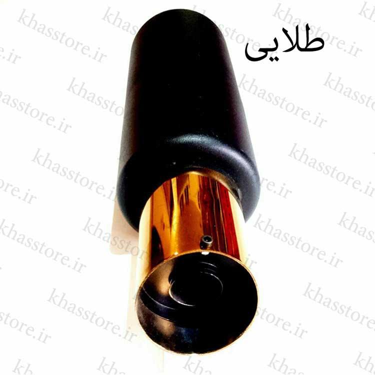 منبع اگزوز ایرانی js سايلنسردار