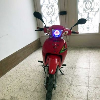 لنز cob مربعی مخصوص موتور سیکلت