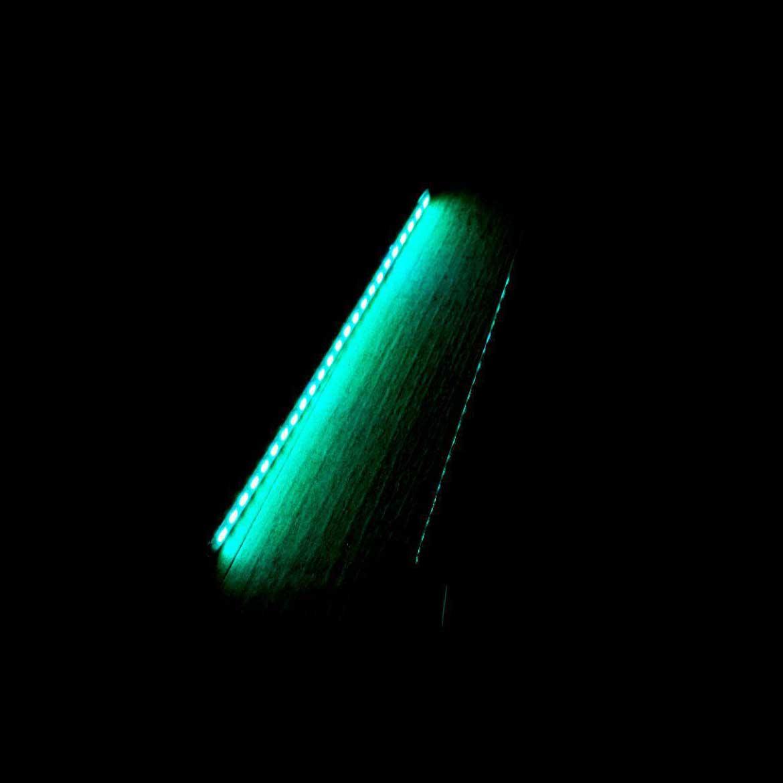 دیلایت شیشه ای سبز