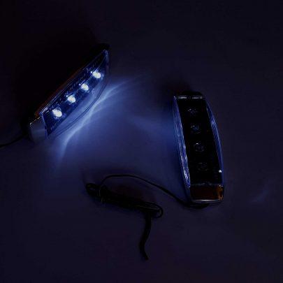 راهنما بغل گلگیر ۴ لامپ