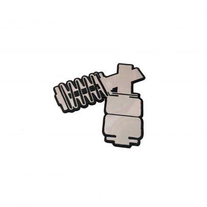 لوگو برجسته کد ۳