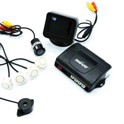 سنسور دنده عقب خودرو smart دوربین دار