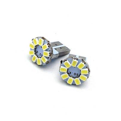 لامپ پلاک خودرو کد ۱