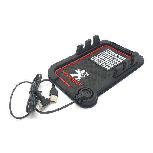 پد نگهدارنده و شارژر موبایل