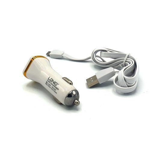 شارژر فندکی موبایل کد ۱