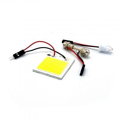 لامپ سقفی خودرو کد ۲