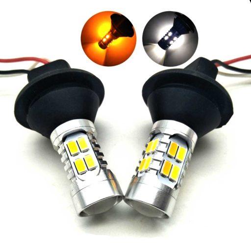 لامپ چراغ راهنما دورنگ 7440 کد2