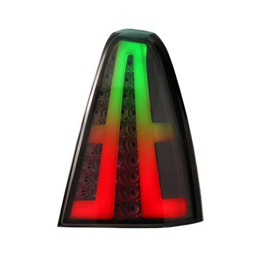 چراغ خطر النود طرح E مولتی کالر هوشمند