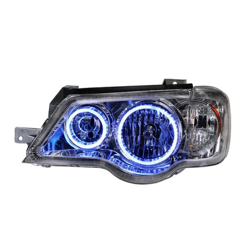 چراغ جلو پراید 132 111 طرح BMW سه بعدی